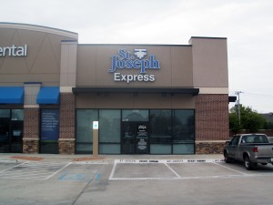 St. Joseph Express Texas Ave.